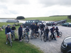 Group bike hire cornwall