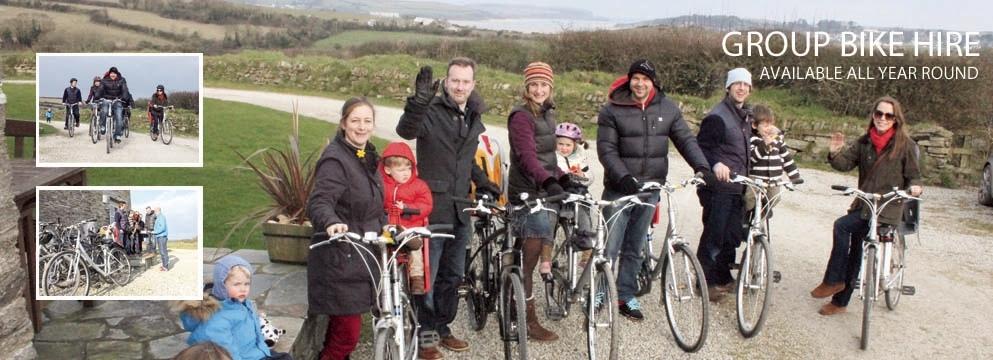 Cornwall Bike Hire