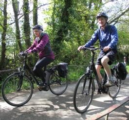 Electric Bike Hire In Cornwall