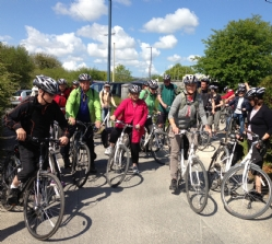 group cycle hire cornwall