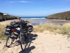 Touring bike hire cornwall